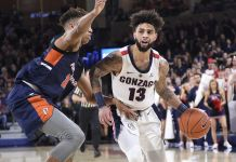 Pepperdine Waves vs. Gonzaga Bulldogs