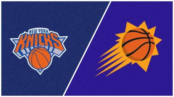 Phoenix Suns vs. New York Knicks