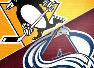 Pittsburgh Penguins vs. Colorado Avalanche