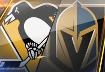 Pittsburgh Penguins vs. Vegas Golden Knights