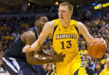 Providence Friars at Marquette Golden Eagles