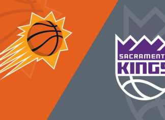 Sacramento Kings at Phoenix Suns