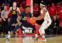 St. John's Red Storm at Marquette Golden Eagles