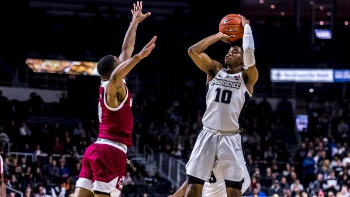St. John's Red Storm at Providence Friars