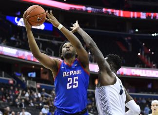 St. John's Red Storm vs. DePaul Blue Demons
