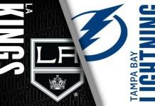 Tampa Bay Lightning vs. Los Angeles Kings