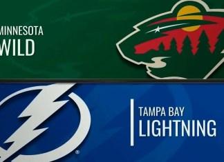 Tampa Bay Lightning vs. Minnesota Wild