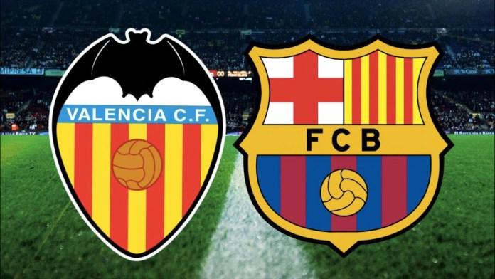 valencia vs barcelona - photo #2