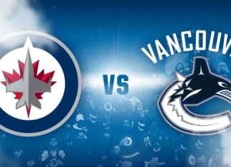 Vancouver Canucks vs. Winnipeg Jets