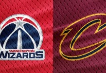 Washington Wizards at Cleveland Cavaliers