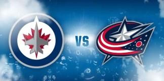 Winnipeg Jets vs. Columbus Blue Jackets