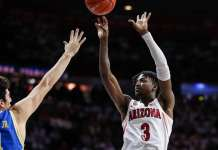 Arizona Wildcats at Stanford Cardinal
