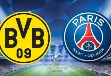 Borussia Dortmund vs PSG