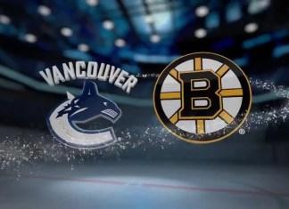 Boston Bruins at Vancouver Canucks