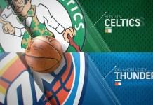Boston Celtics vs. Oklahoma City Thunder