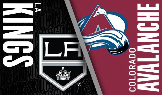 Colorado Avalanche vs. Los Angeles Kings 2/22/20 Free Pick & Prediction