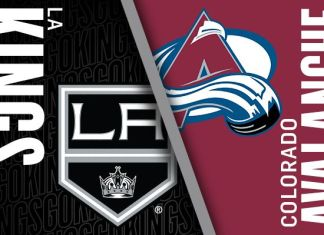 Colorado Avalanche vs. Los Angeles Kings