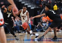 Colorado Buffaloes vs. Oregon State Beavers