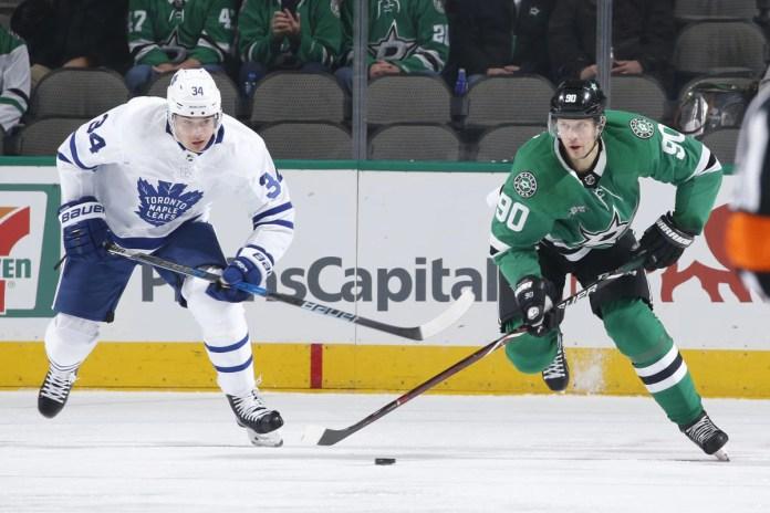 Dallas Stars vs. Toronto Maple Leafs