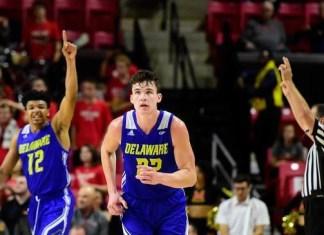Delaware Fightin' Blue Hens vs. Charleston Cougars