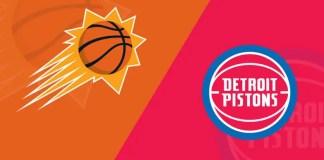 Detroit Pistons vs. Phoenix Suns