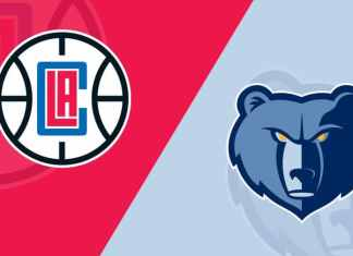 Memphis Grizzlies at Los Angeles Clippers