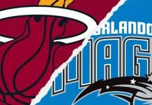 Miami Heat at Orlando Magic