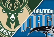 Milwaukee Bucks at Orlando Magic