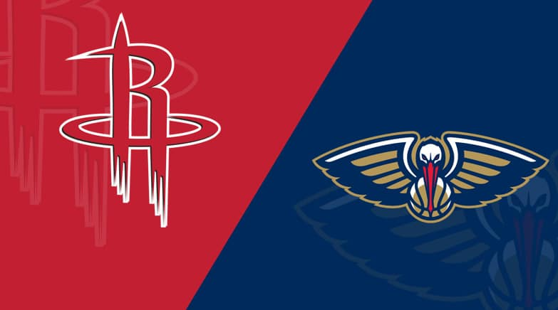 Harden scores 40 points to lead Rockets over Pelicans