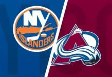 New York Islanders at Colorado Avalanche