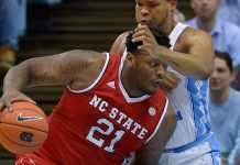 North Carolina State Wolfpack vs. North Carolina Tar Heels