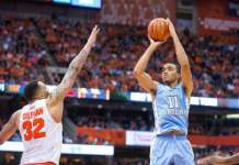 North Carolina Tar Heels at Louisville Cardinals
