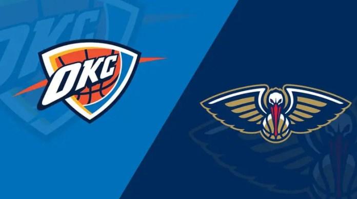 Oklahoma City Thunder vs. New Orleans Pelicans