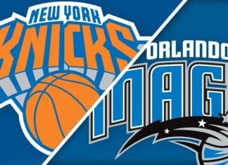 Orlando Magic vs. New York Knicks