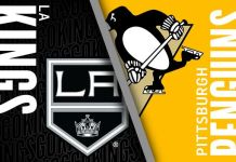 Pittsburgh Penguins vs. Los Angeles Kings