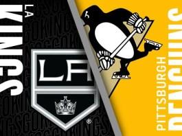 Pittsburgh Penguins vs. Los Angeles Kings