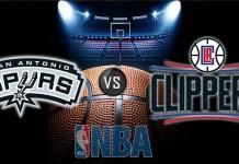 San Antonio Spurs vs. Los Angeles Clippers