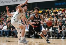 San Francisco Dons at Gonzaga Bulldogs