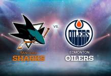 San Jose Sharks vs. Edmonton Oilers
