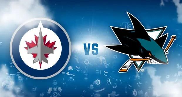 San Jose Sharks vs. Winnipeg Jets
