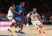 St. John's Red Storm at Seton Hall Pirates