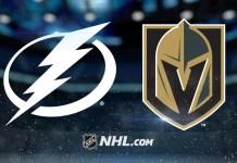 Tampa Bay Lightning at Vegas Golden Knights