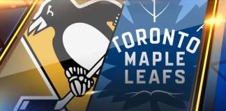Toronto Maple Leafs vs. Pittsburgh Penguins
