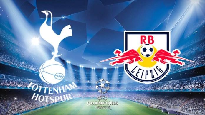 Rb Leipzig Tottenham