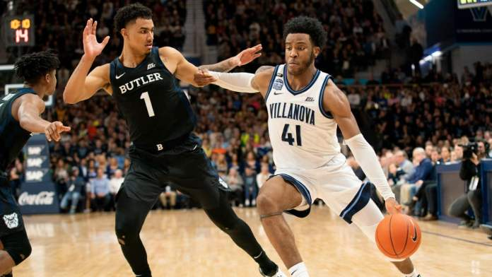 Villanova Wildcats at Butler Bulldogs