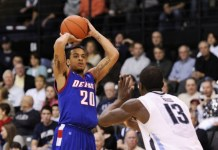 Villanova Wildcats at DePaul Blue Demons