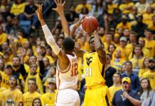 West Virginia Mountaineers at Texas Longhorns