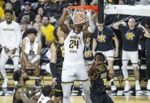 Wichita State Shockers at Cincinnati Bearcats