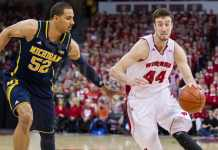 Wisconsin Badgers vs. Michigan Wolverines