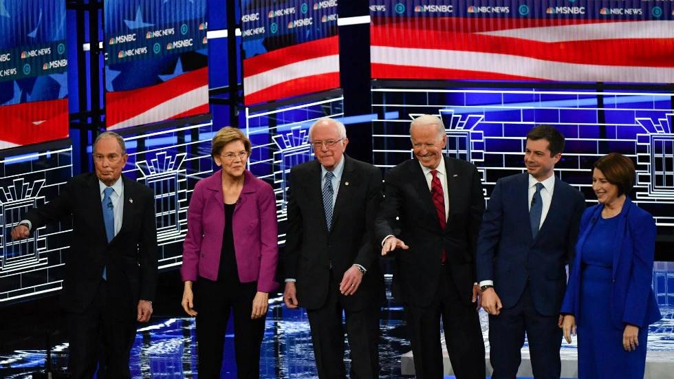 Nevada Democratic Primary Odds – Bernie Sanders -700 Betting Favorite